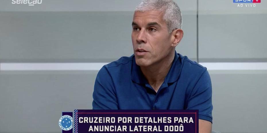 Ricardinho sobre Thiago Neves  Declaração mais importante que ... 9fca92ad3f372
