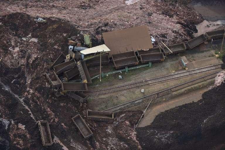 barragem brumadinho