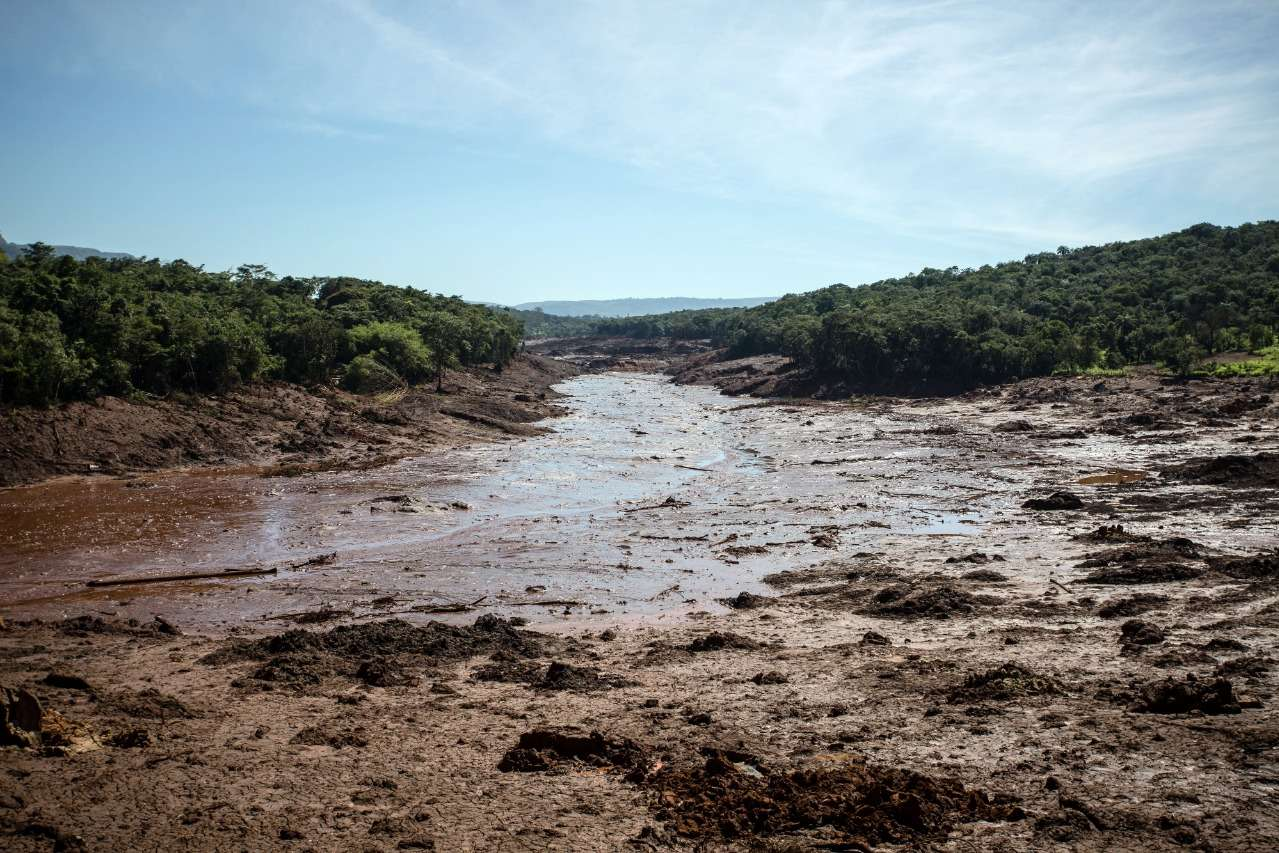 Agência Nacional das Águas não descarta chegada da lama no rio São Francisco