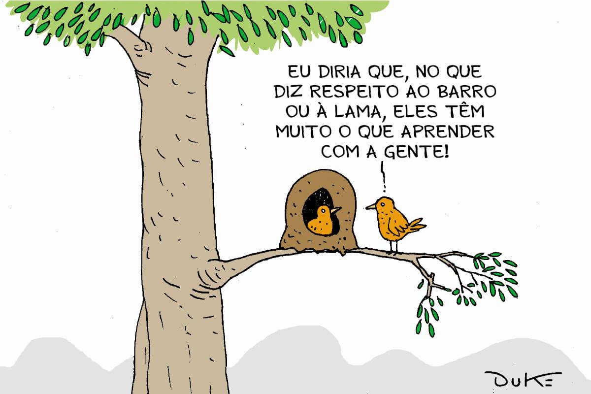 Charge O Tempo 08/02/2019