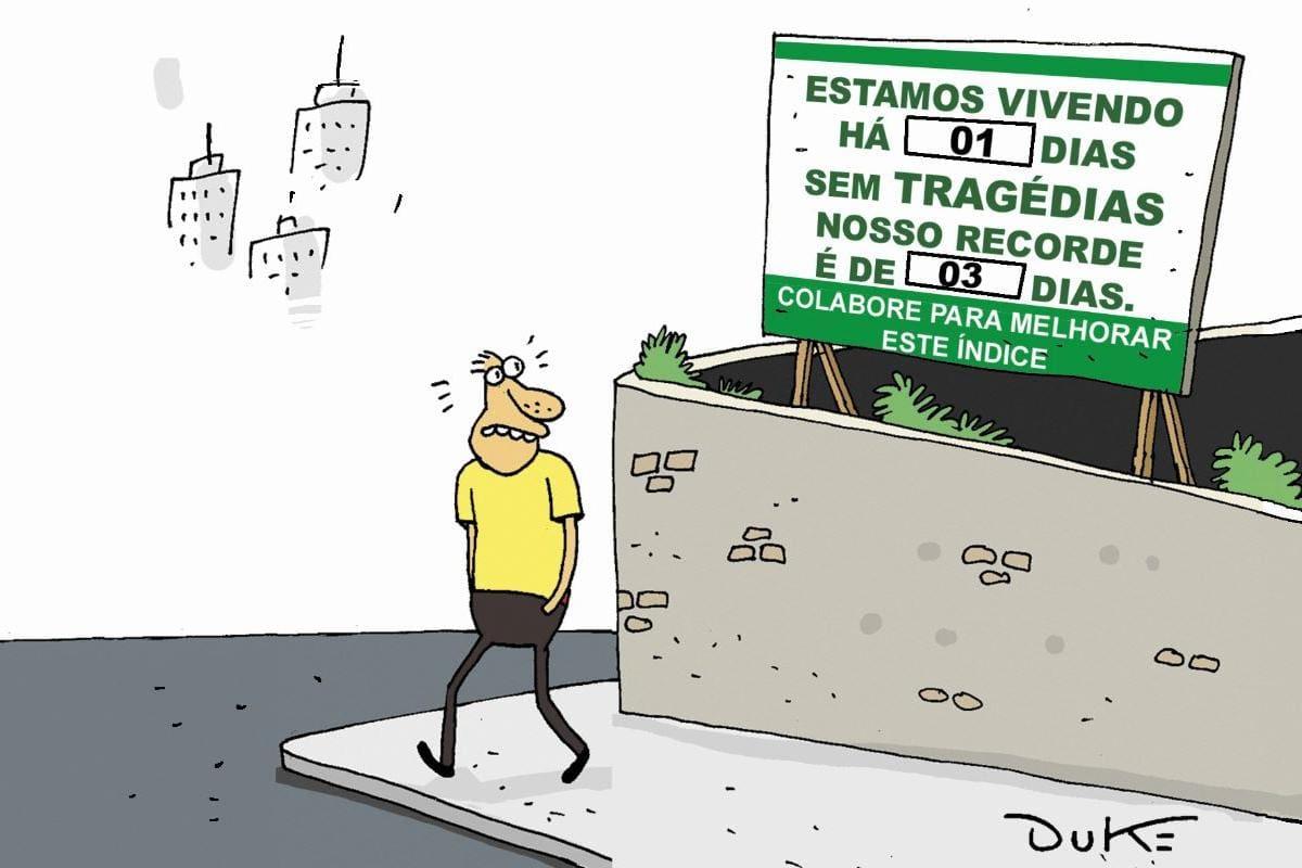 Charge O Tempo 10/02/2019