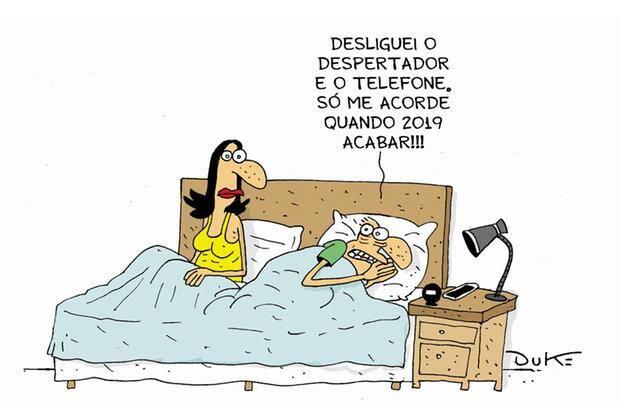 Charge O Tempo 13/02/2019