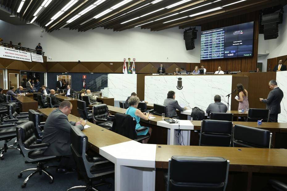 ee854cdad90 Votações na Câmara Municipal de BH empacam em fevereiro