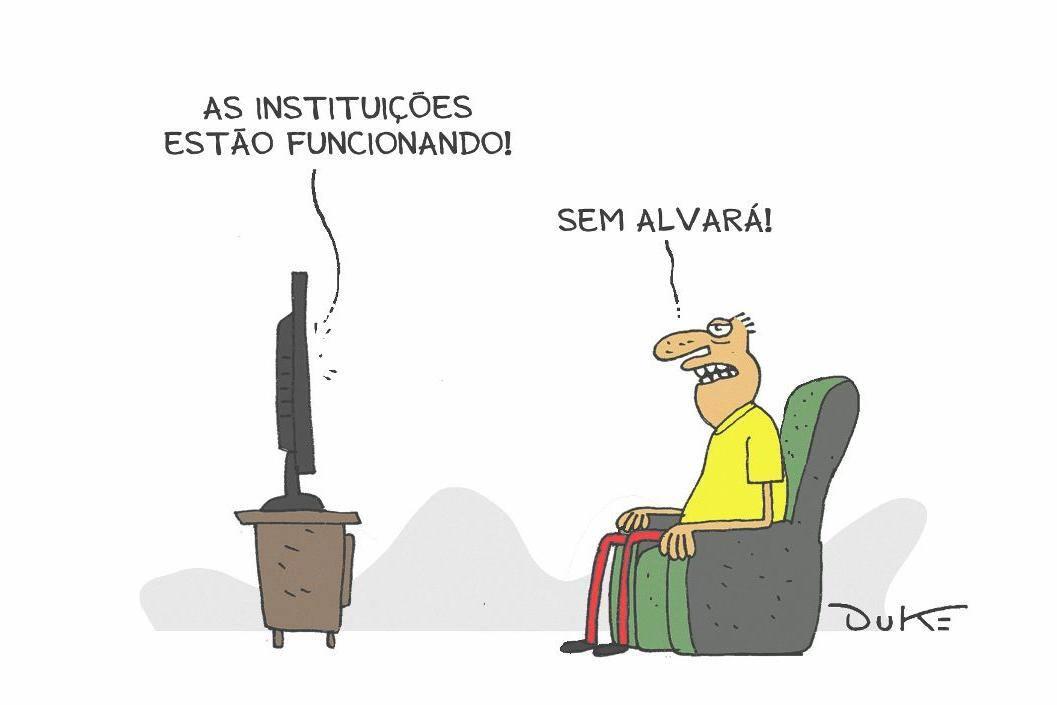 Charge O Tempo 17/02/2019