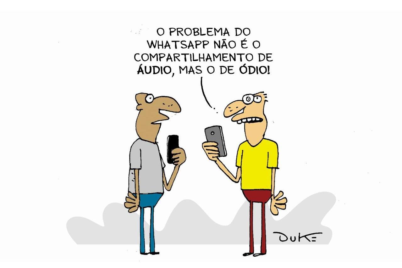 Charge O Tempo 20/02/2019