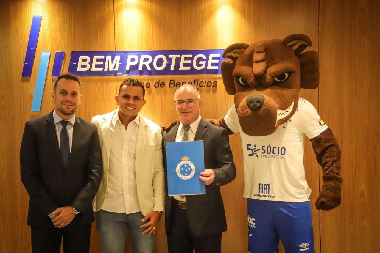 a84f7eddf4779 Cruzeiro anuncia mais um patrocínio