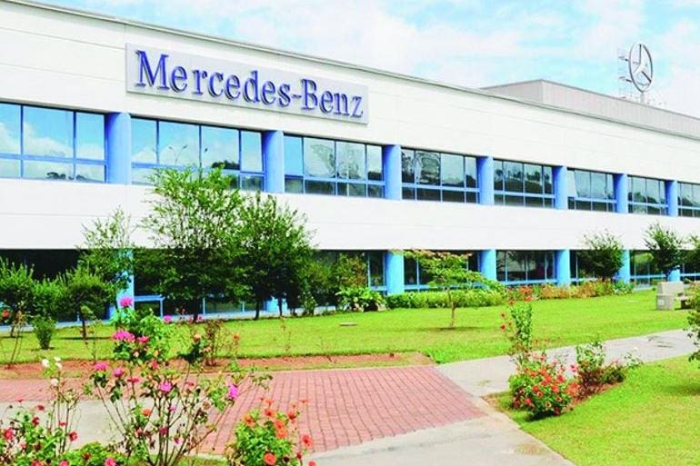 c9d29743f Mercedes-Benz vai transferir atividades de Minas Gerais | JORNAL O TEMPO