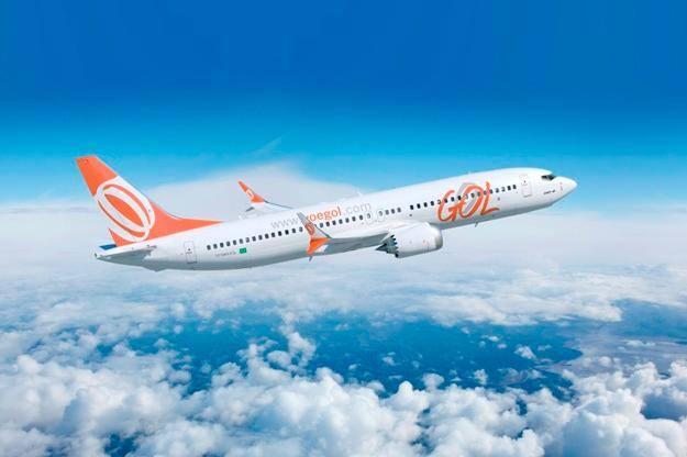 Avião Gol 737 MAX
