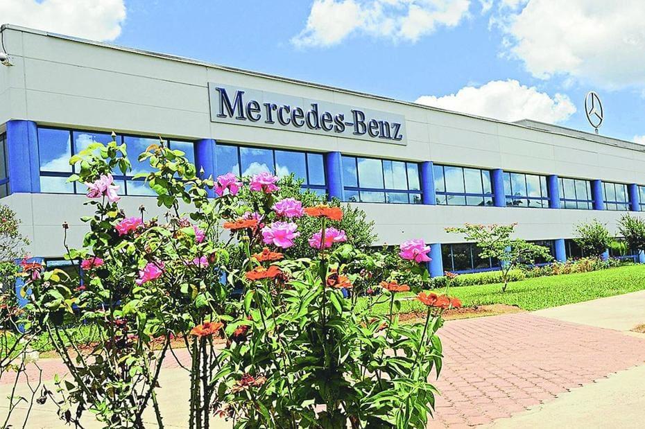 e3216f08b Fábrica da Mercedes, em Juiz de Fora, corre risco de perder parte, ou até a  totalidade, de sua produção para outros Estados