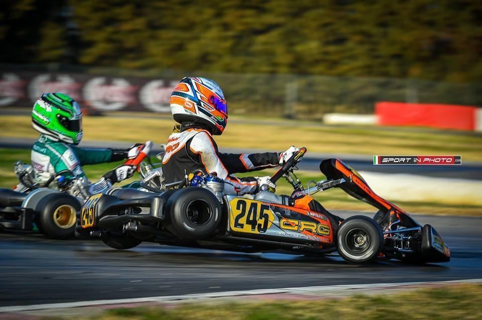 Calendario Supermaster.No Sul Da Italia Gabriel Bortoleto Foi 14º No Wsk Super