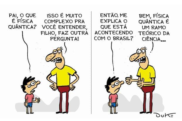 Charge O Tempo 13/03/2019