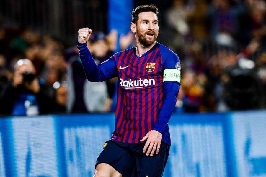 e7aef65c931fa Messi dá resposta a Cristiano Ronaldo