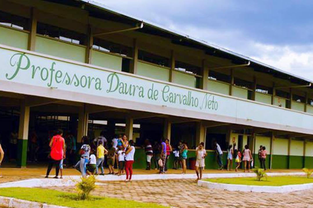 Escola Estadual Professora Daura de Carvalho Neto