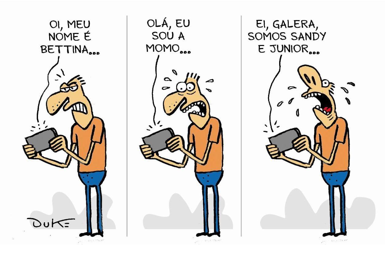 Charge O Tempo 21/03/2019
