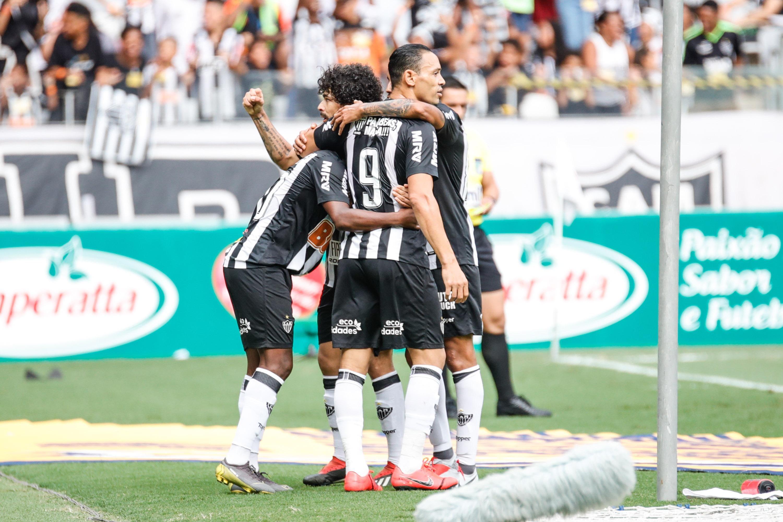 ATLÉTICO x TUPYNAMBÁS 24.03.2019 - Campeonato Mineiro 2019