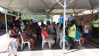 883c82059e Moradores de cidades de MG participam de simulado de rompimento de barragem