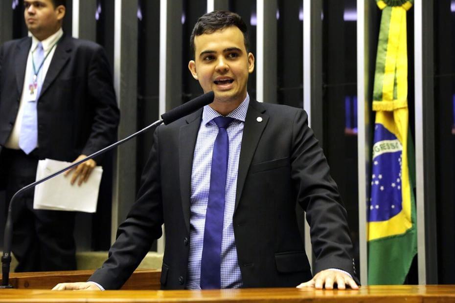 Deputado federal Cabo Junio Amaral (PSL)