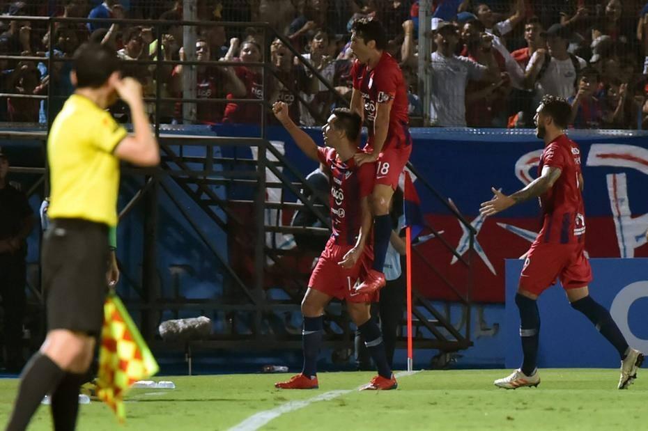 Atlético x Huracán
