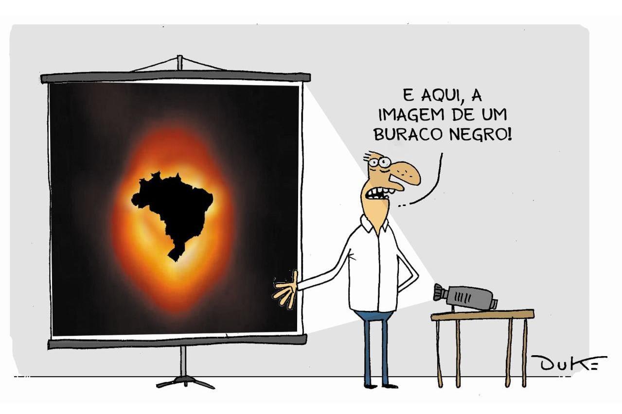 Charge O Tempo 11/04/2019