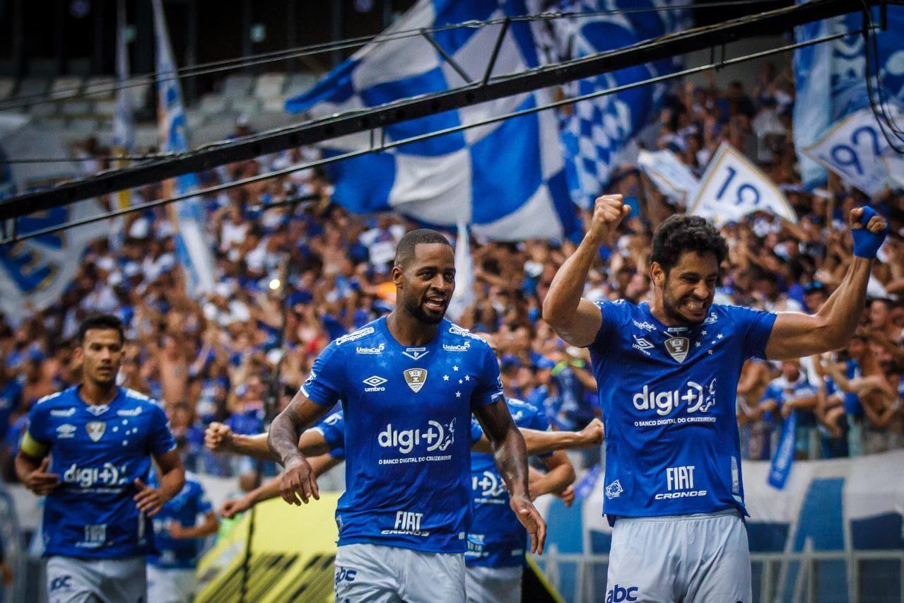 BELO HORIZONTE / BRASIL (14.04.2019) Cruzeiro x Atl. Mineiro