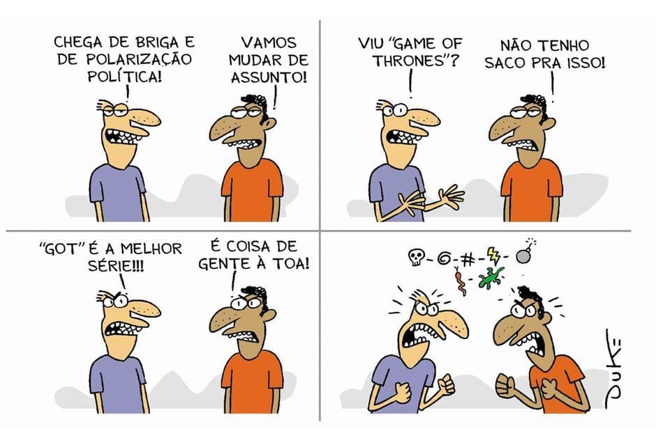 Charge O Tempo 16/04/2019