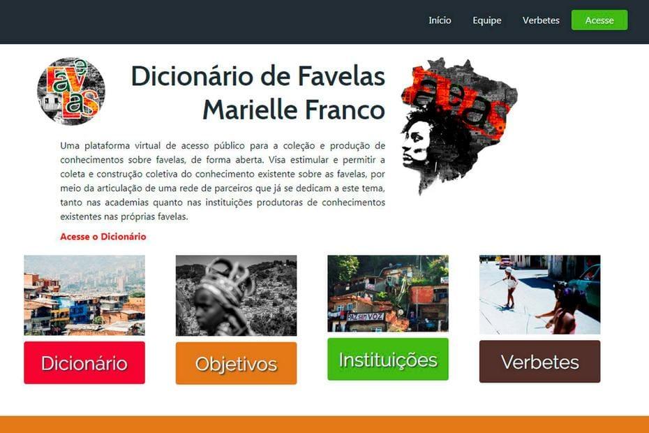 57f5bf7c9 Fiocruz desenvolve enciclopédia online de comunidades do Rio ...