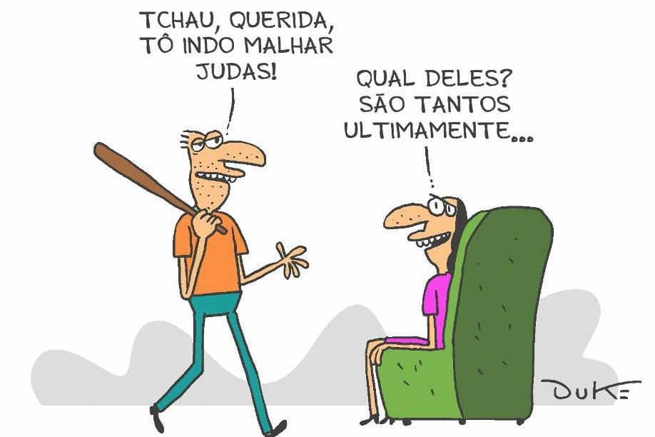 Charge O Tempo 20/04/2019