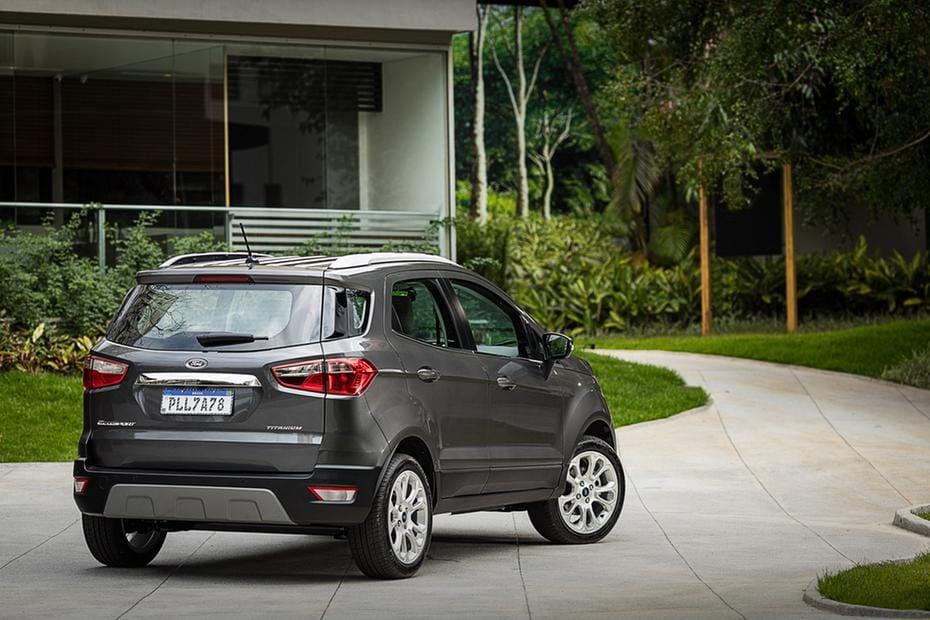 Com Vendas Abaixo Da Expectativa Ford Reduz Preco Do Ecosport Sem