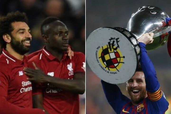 0e8328cf77 Acompanhe ao vivo o duelo entre Barcelona e Liverpool pela Champions ...