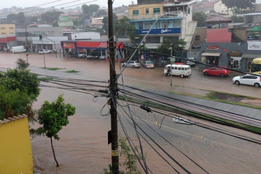 avenida Vilarinho