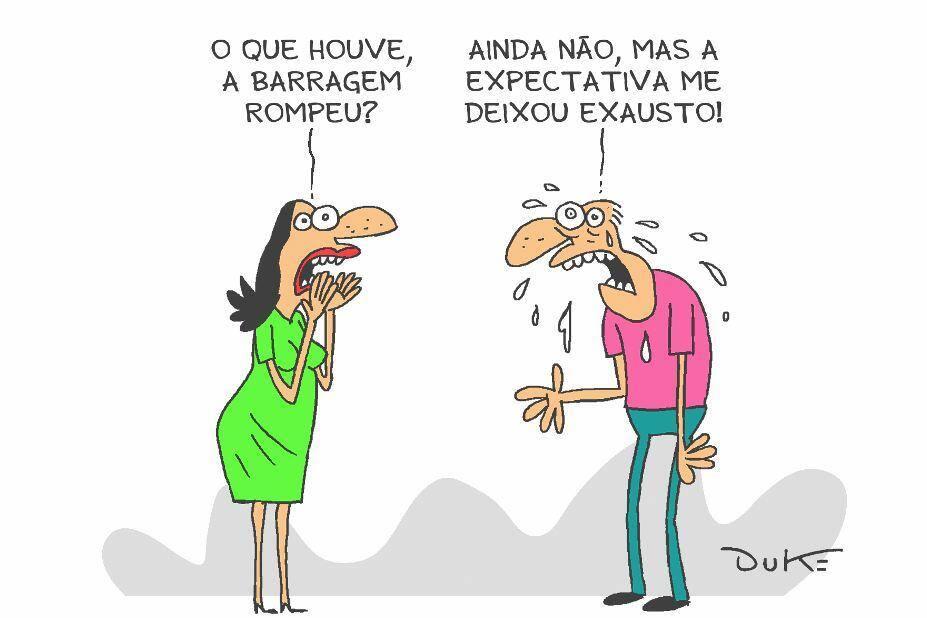 Charge O Tempo 19/05/2019