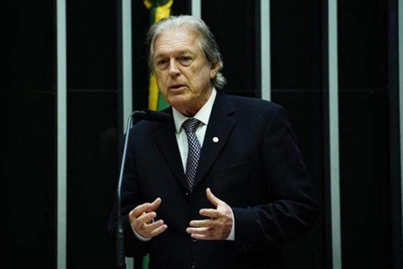 Luciano Bivar, presidente do PSL