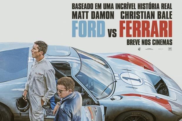 Ford Vs Ferrari Tem Novo Trailer Filme Estreia Nas Telonas Em