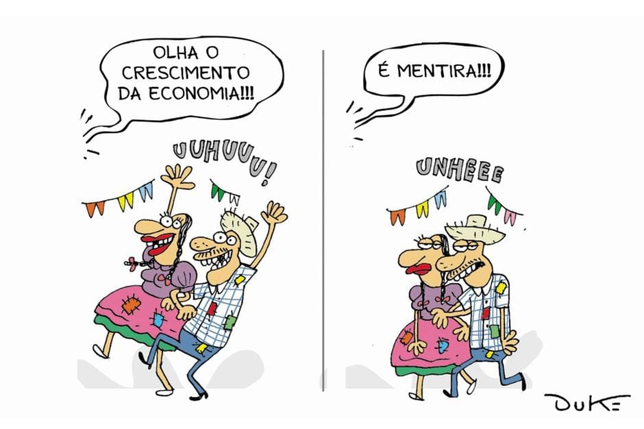 Charge O Tempo 08/06/2019