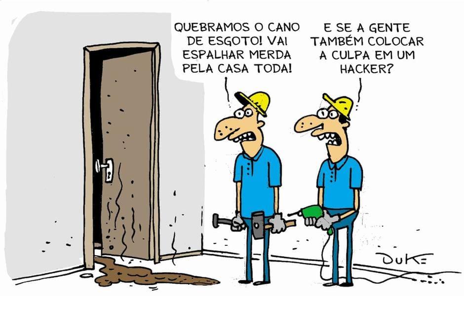 Charge O Tempo 12/06/2019