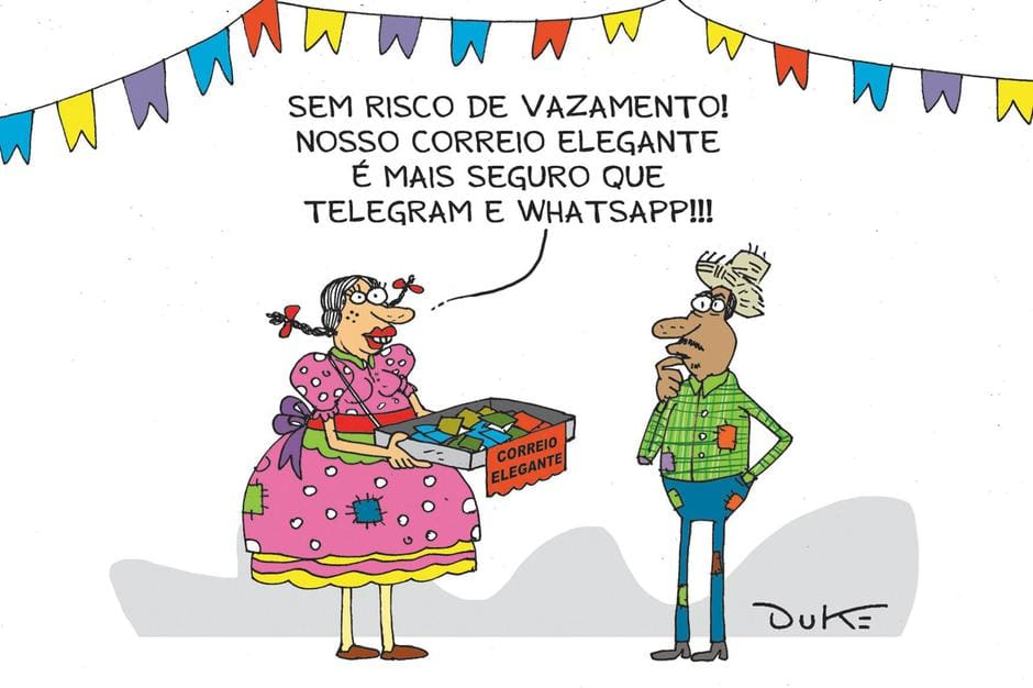 Charge O Tempo 17/06/2019