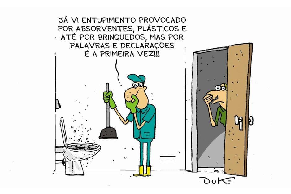 Charge O TEMPO 10/08/2019