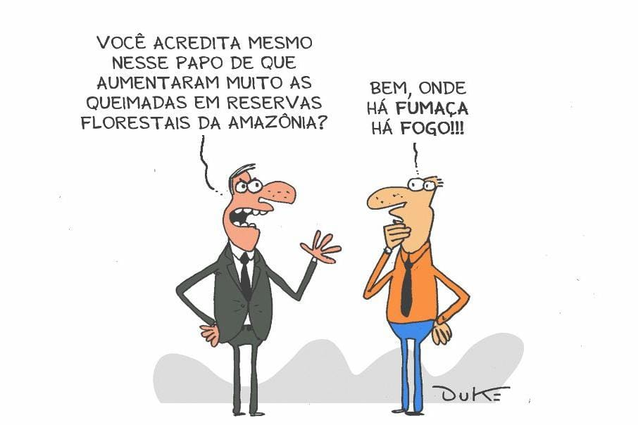 Charge O Tempo 19/08/2019