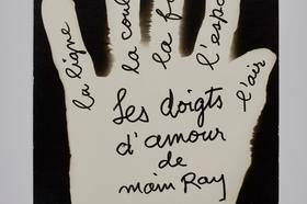 O surrealismo de Man Ray