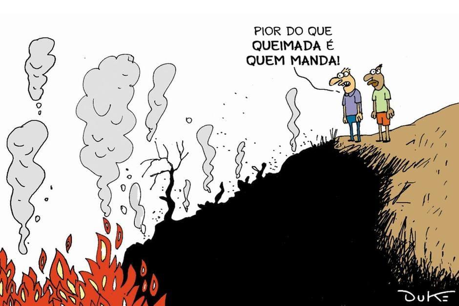 Charge O Tempo 20/08/2019
