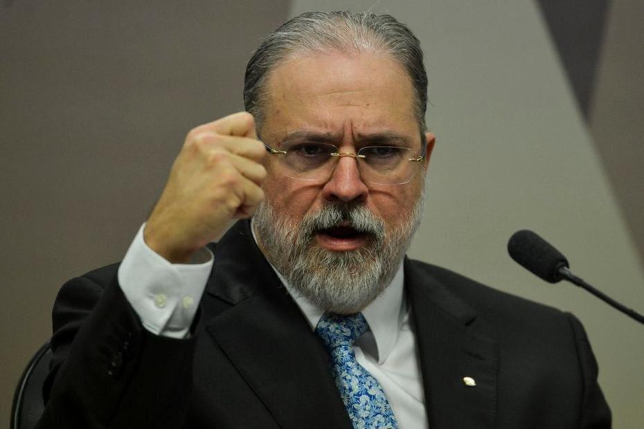 O procurador geral da República, Augusto Aras