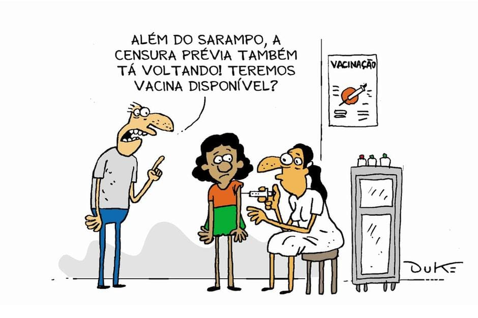Charge O Tempo 07/10/2019