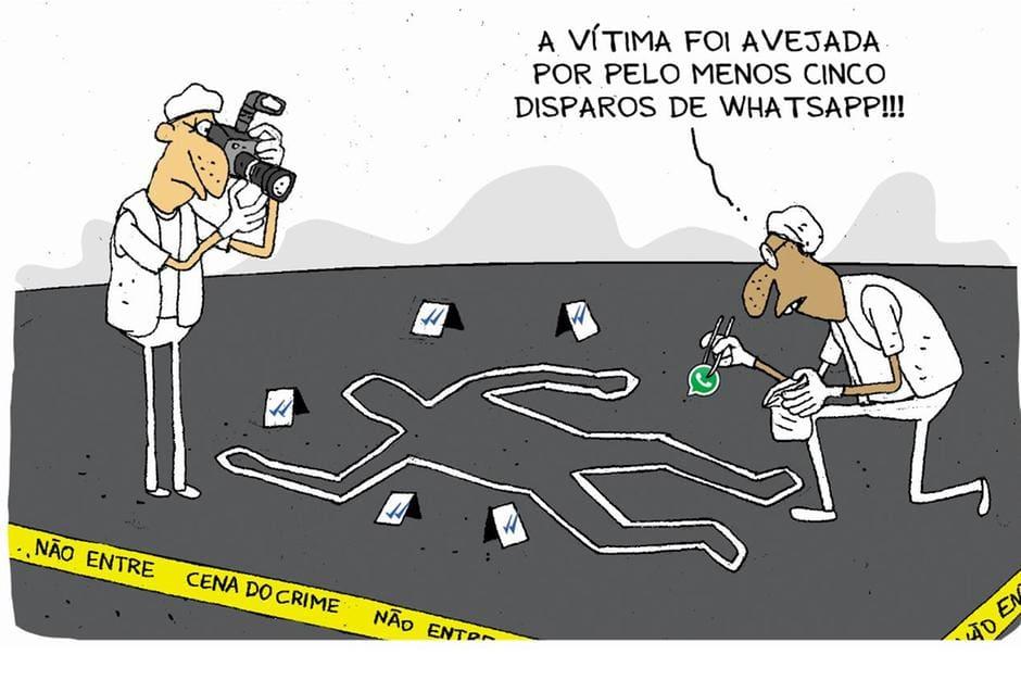 Charge O Tempo 10/10/2019