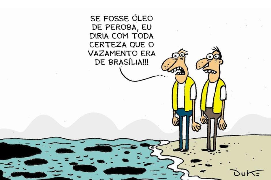 Charge O Tempo 11/10/2019