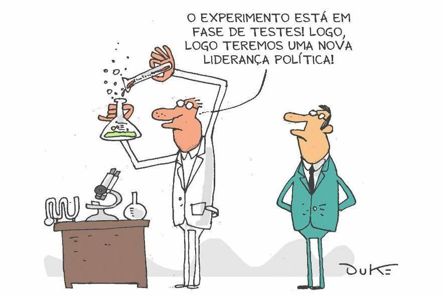 Charge O Tempo 14/10/2019