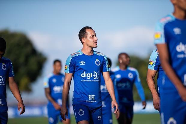 Cruzeiro trabalha por Rodriguinho totalmente disponível na pré-temporada - Super Notícia