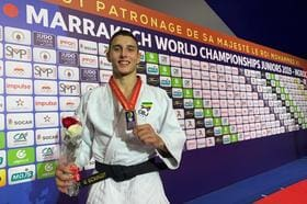 Judoca do Minas leva o bronze no Mundial sub-21 da categoria, no Marrocos