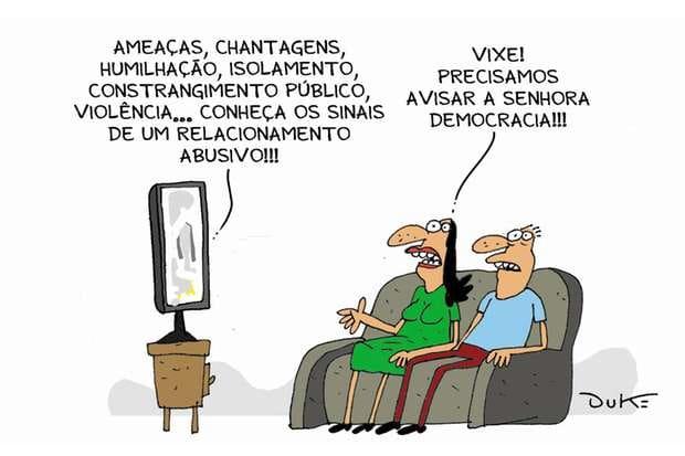Charge O Tempo 05/11/2019