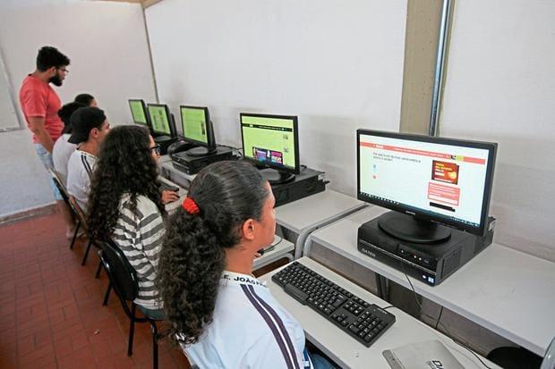 Escola de ensino médio em Betim abre vagas para cursos profissionalizantes - O Tempo
