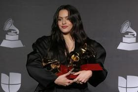 Ganhadores do Grammy Latino nas principais categorias